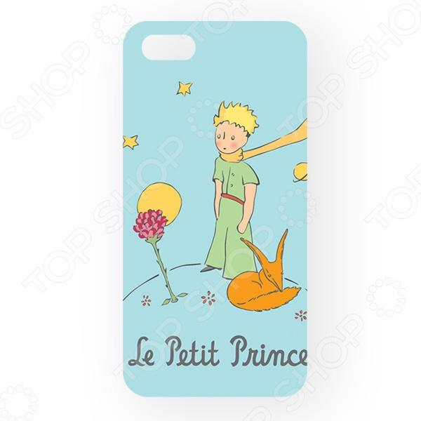 Чехол для iPhone 5 Mitya Veselkov «Маленький принц» чехол для карточек маленький принц принц на синем фоне дк2017 084