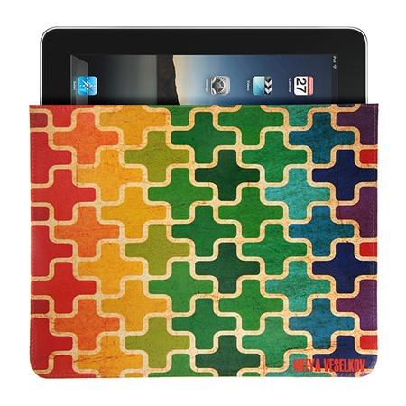 Купить Чехол для iPad Mitya Veselkov «Пазл»