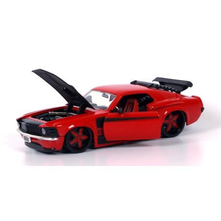 Купить Модель автомобиля 1:24 Jada Toys Ford Mustang Boss 70