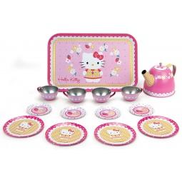 фото Игровой набор для девочки Smoby «Посудка» Hello Kitty