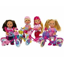 Купить Кукла еви Simba на велосипеде