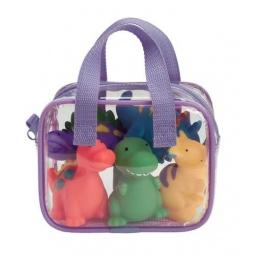 Купить Игрушки для ванны ALEX «Динозаврики»