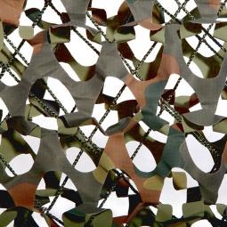 фото Сеть маскировочная Нитекс «Пейзаж-Профи». Рисунок: GERMANY 3D