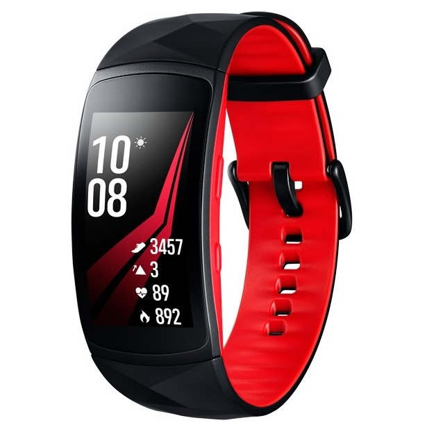 фото Смарт-часы Samsung Galaxy Gear Fit2 Pro