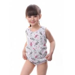 фото Майка для девочки Свитанак 206572М. Рост: 98 см. Размер: 26
