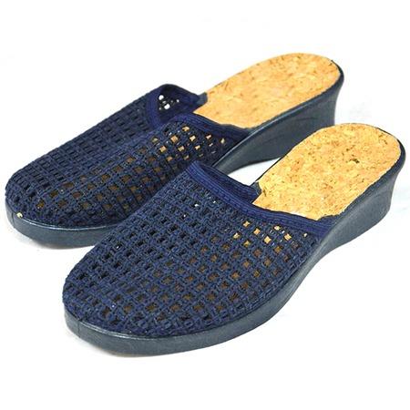 Купить Туфли женские АЛМИ «Воздух». Цвет: темно-синий
