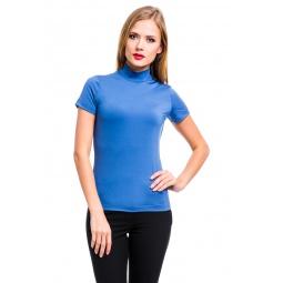 фото Водолазка Mondigo 216. Цвет: джинсовый. Размер одежды: 44