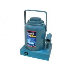 Домкрат гидравлический бутылочный с клапаном Megapower M-90504S - фото 9