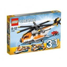 фото Конструктор LEGO Транспортный вертолет