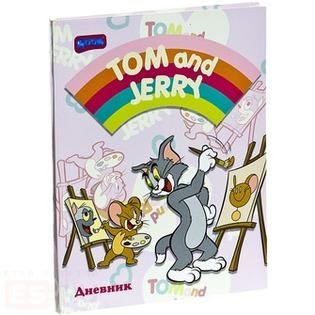 Купить Дневник школьный Бриз Boom Том и Джерри 244. В ассортименте