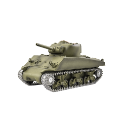 фото Танк на радиоуправлении Ginzzu M4A3 Sherman 3898-1 Pro