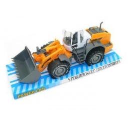 фото Машинка инерционная Shantou Gepai «Трактор» 8288-6