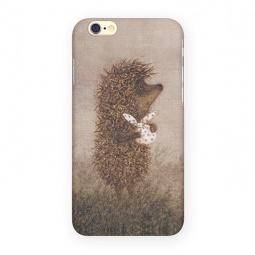 фото Чехол для iPhone 6 Mitya Veselkov «Ежик с котомкой»