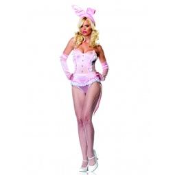 фото Костюм Le Frivole «Розовый кролик»