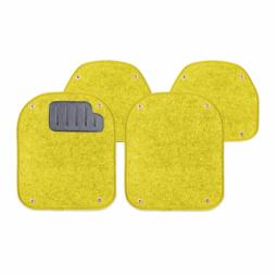 Купить Вкладыши ворсовые для ковриков Autoprofi PET-500I