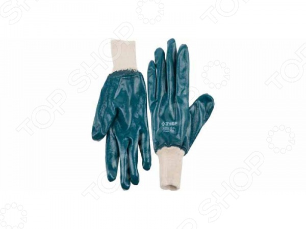 Перчатки рабочие Зубр «Мастер» 11272
