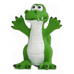 фото Игрушка для собак Beeztees «Крокодил» 620820