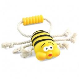 фото Игрушка для собак TRIOL «Пчелка»