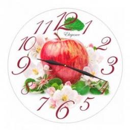 фото Часы настенные Вега СО 1-1 «Яблоко»