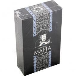 Купить Настольная игра Мосигра Мафия Люкс