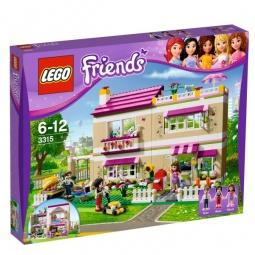фото Конструктор LEGO В гостях у Оливии