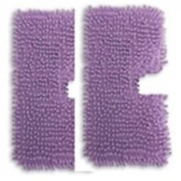 Купить Накладки на швабру текстильные Shark Steam Pocket Mop. 2 Dust Pockets