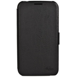 фото Чехол LaZarr Cover Case для Samsung Galaxy Note 2 N7100. Цвет: черный
