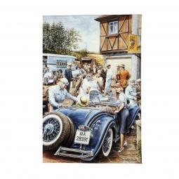 фото Обложка для паспорта Mitya Veselkov «Ретро-гонка»