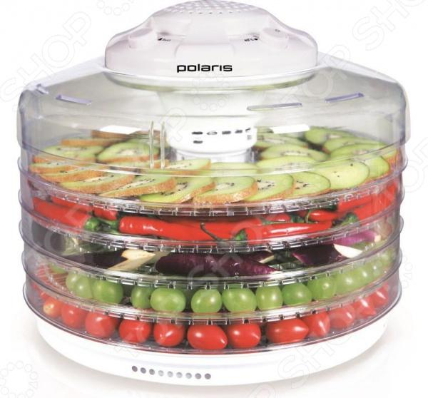 Сушилка для овощей и фруктов Polaris PFD 0205AD