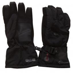Купить Перчатки горнолыжные GLANCE Freeze (2012-13). Цвет: черный