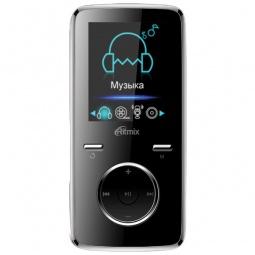 фото MP3-плеер Ritmix RF-4950. Цвет: черный. Встроенная память: 8 Гб