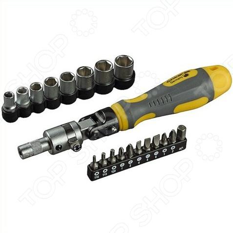 Набор отверток Stayer Max-Grip 2585-H20 G stayer max grip 25929 h38 g