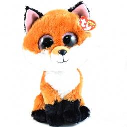 фото Мягкая игрушка TY «Лисенок Slick»