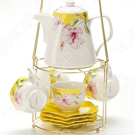 Чайный набор Loraine MB-24736 чайный набор 217005