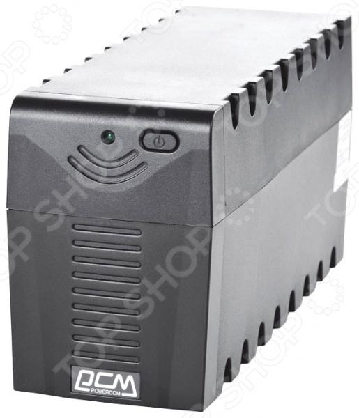 Источник бесперебойного питания Powercom RPT-1000AP