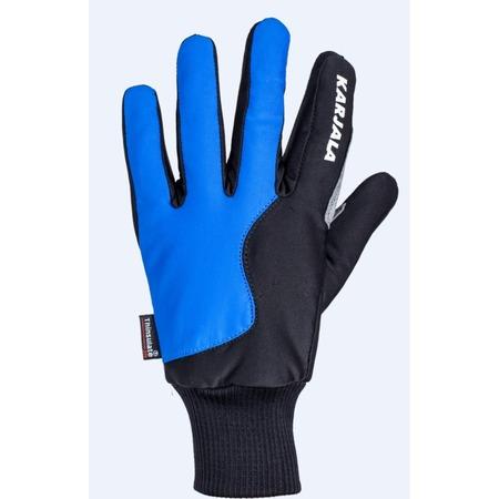 Купить Перчатки для лыж Karjala P171567. Цвет: синий, черный