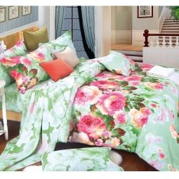 фото Комплект постельного белья Amore Mio Vals. Provence. 1,5-спальный