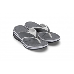 Купить Сланцы женские Walkmaxx Flip Flop. Цвет: серый