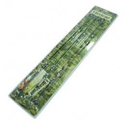 фото Набор плоских шампуров Boyscout в блистере. Размер: 60 см