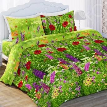 Комплект постельного белья Любимый дом «Люпины» комплекты белья linse комплект белья