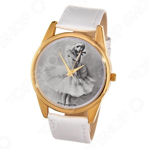 Часы наручные Mitya Veselkov «Анна Павлова» Shine часы наручные mitya veselkov часы mitya veselkov камасутра силуэт на белом арт shine 20