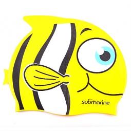 Купить Шапочка для плавания Submarine SC14 «Рыбка»
