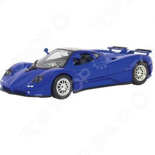 Модель автомобиля 1:18 Motormax Pagani Zonda C12