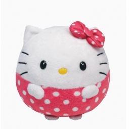 фото Мягкая игрушка TY HELLO KITTY BEANIE BALLZ. Высота: 12,5 см