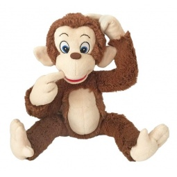 Купить Мягкая игрушка Fluffy Family «Обезьянка Никки»