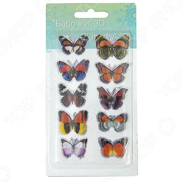 фото Бабочки 3D La Fourmi BTFLSM-09, купить, цена