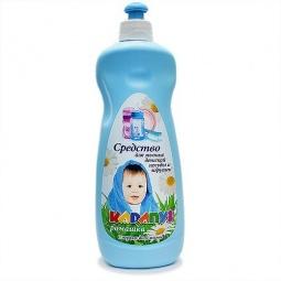 Купить Средство для мытья детской посуды Карапуз Украина «Ромашка»