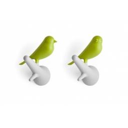 Купить Вешалки настенные Qualy Sparrow