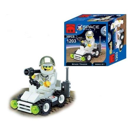 Купить Конструктор игровой Brick Space Tracer