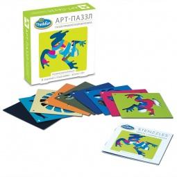 Купить Арт-паззл Thinkfun «Тропическая коллекция»
